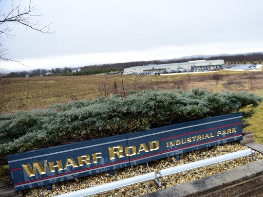 Wharf Road Industrial Park, photographed Wednesday, Feb. 24, 2016, located in Zullinger.