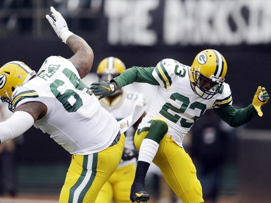 Damarious Randall, Mike Pennel