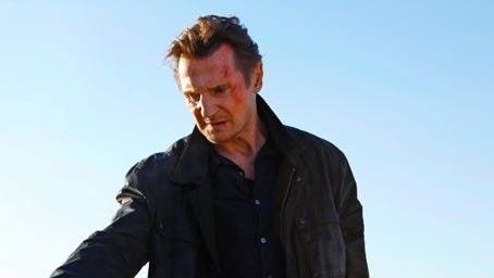 """Liam Neeson returns as former agent Bryan Mills in """"Taken 3."""" This time he's on the run after being falsely accused of killing his wife and hunting for the real killer."""