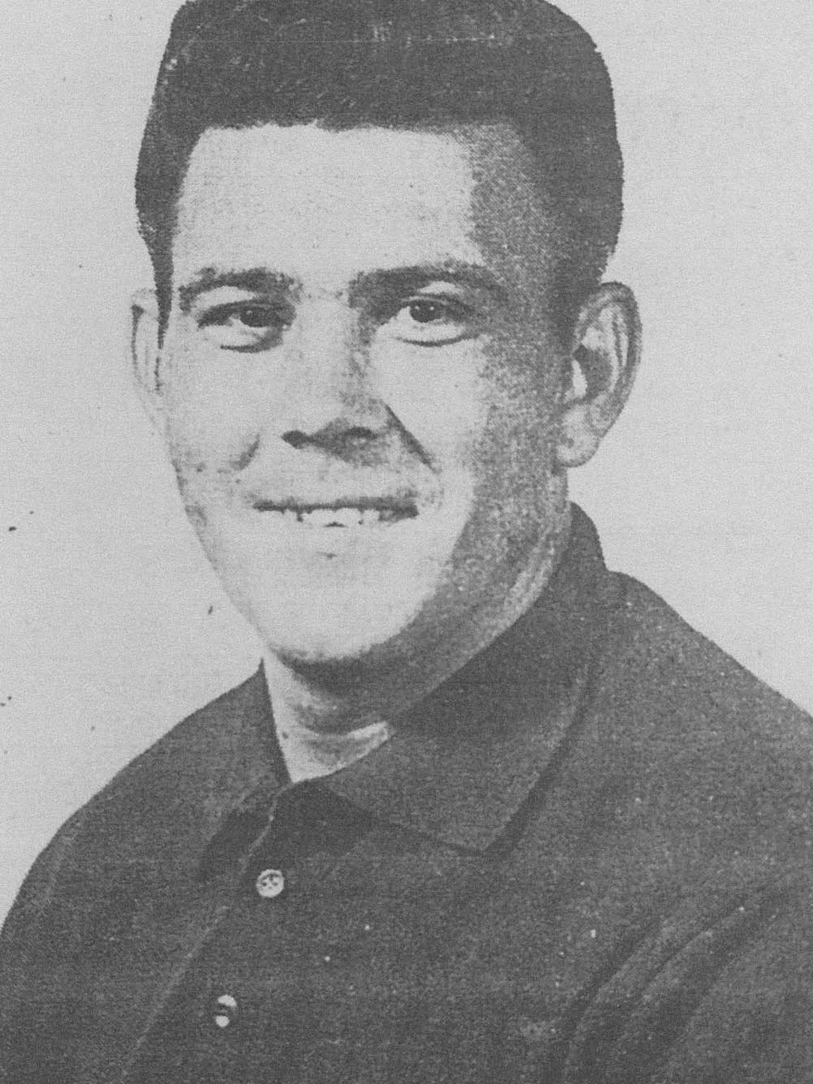 James Edward Hayton was convicted of the January 1967