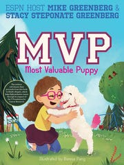 """MVP: Most Valuable Puppy"" by Mike Greenberg and Stacy"
