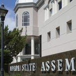 Nevada State Assembly building