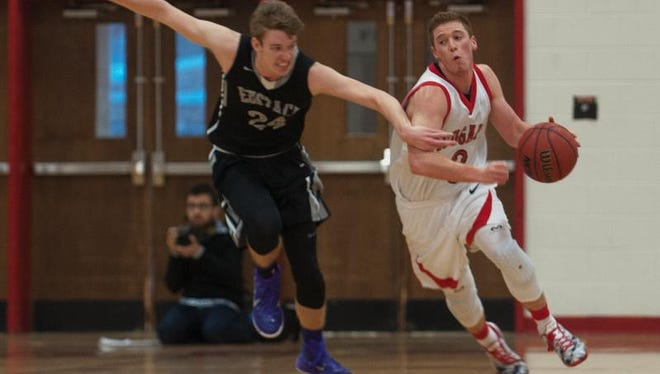 The senior point guard for undefeated Cherry Hill East is also a student of the game.