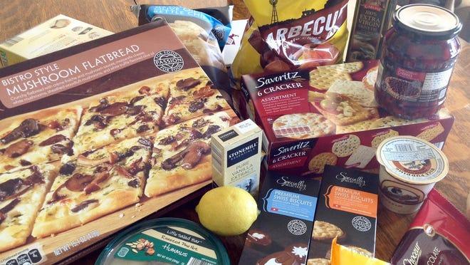 Wini Moranville found lots of unexpected treats in the Aldi aisles.