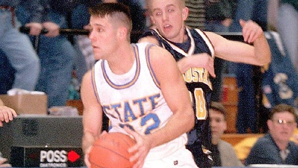 SDSU junior guard Brian Norberg helped the Jacks claim