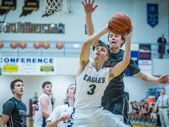 Delta's Tanner Lambert returns to lead the Eagles this