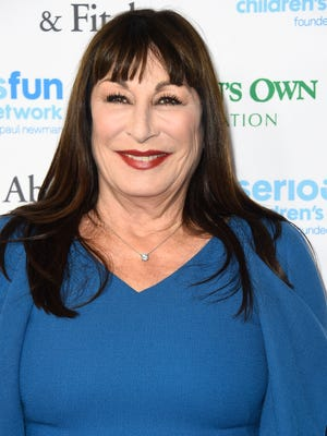 "Anjelica Huston is in Rockland this week shooting scenes for her new film ""Trouble."""