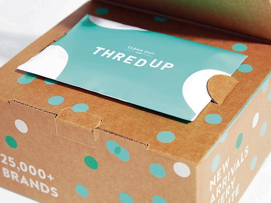 ThredUP, which sells used clothing for women and children, has opened a distribution center in west Phoenix.