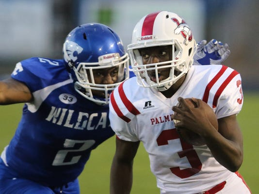 Palmetto beats Woodmont