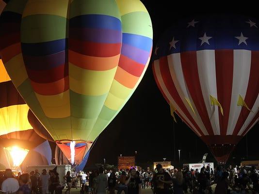Spooktacular Balloon Festival