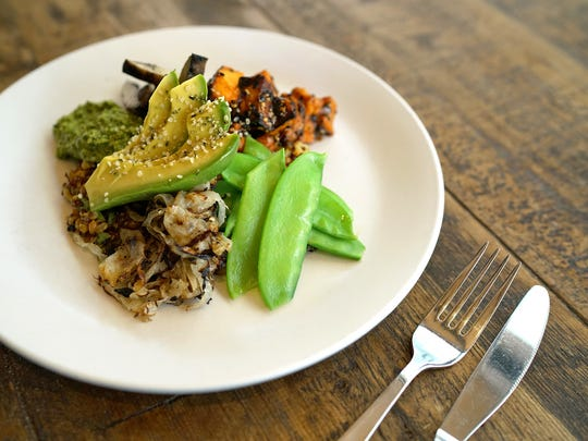 An Ancient Grains bowl is new on the menu at True Food