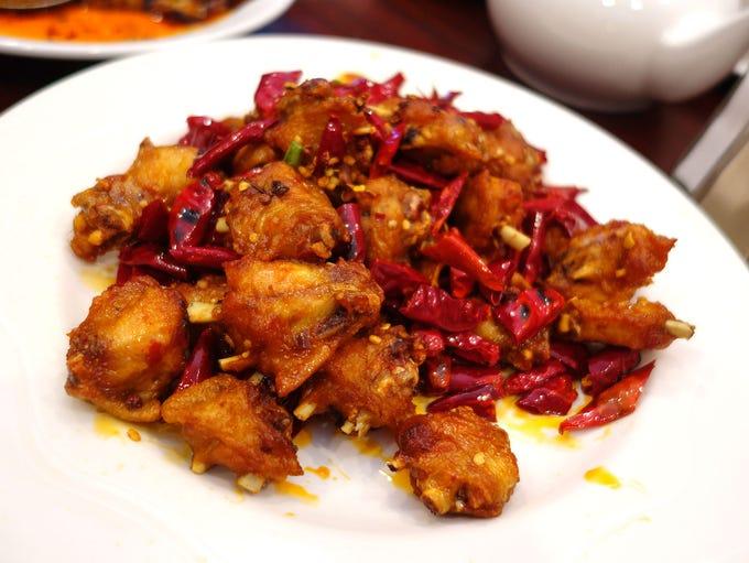 CHENGDU DELIGHT | Chengdu Delight isn't quite the stuff