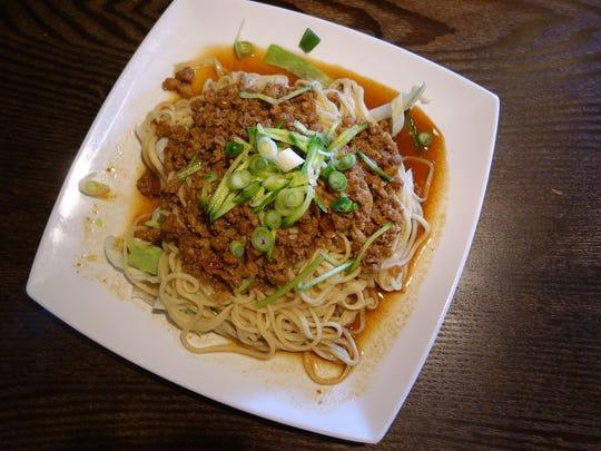 NAN ZHOU HAND DRAWN NOODLE HOUSE | Nan Zhou's menu