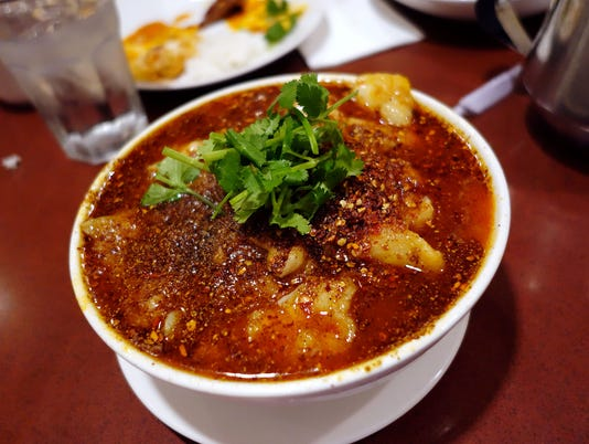 12 traditional Chinese eateries | Szechwan Palace, water-boiled fish