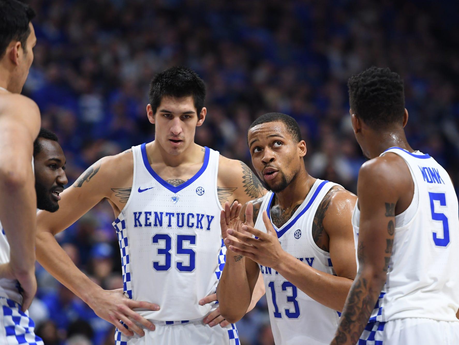 Cowgill 6 Uk Basketball Visits Vanderbilt Tuesday: No.12 Florida At No. 10 Kentucky