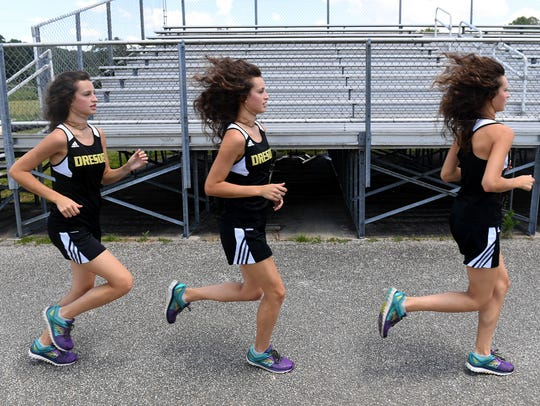 All-West Tennessee Girls' Track Athlete of the Year
