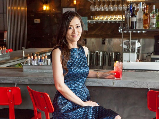 Mihae Cho, Roosterspin owner and founder.