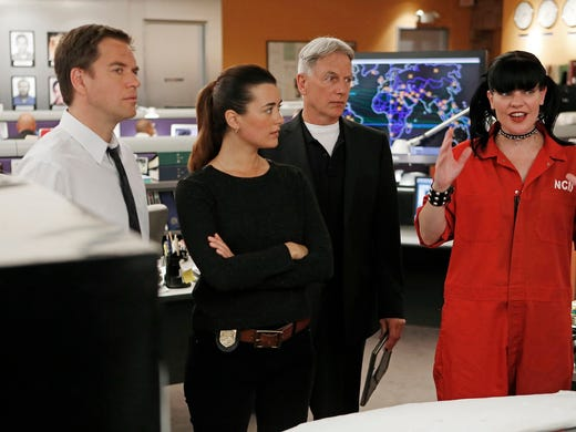 ncis abby replacement
