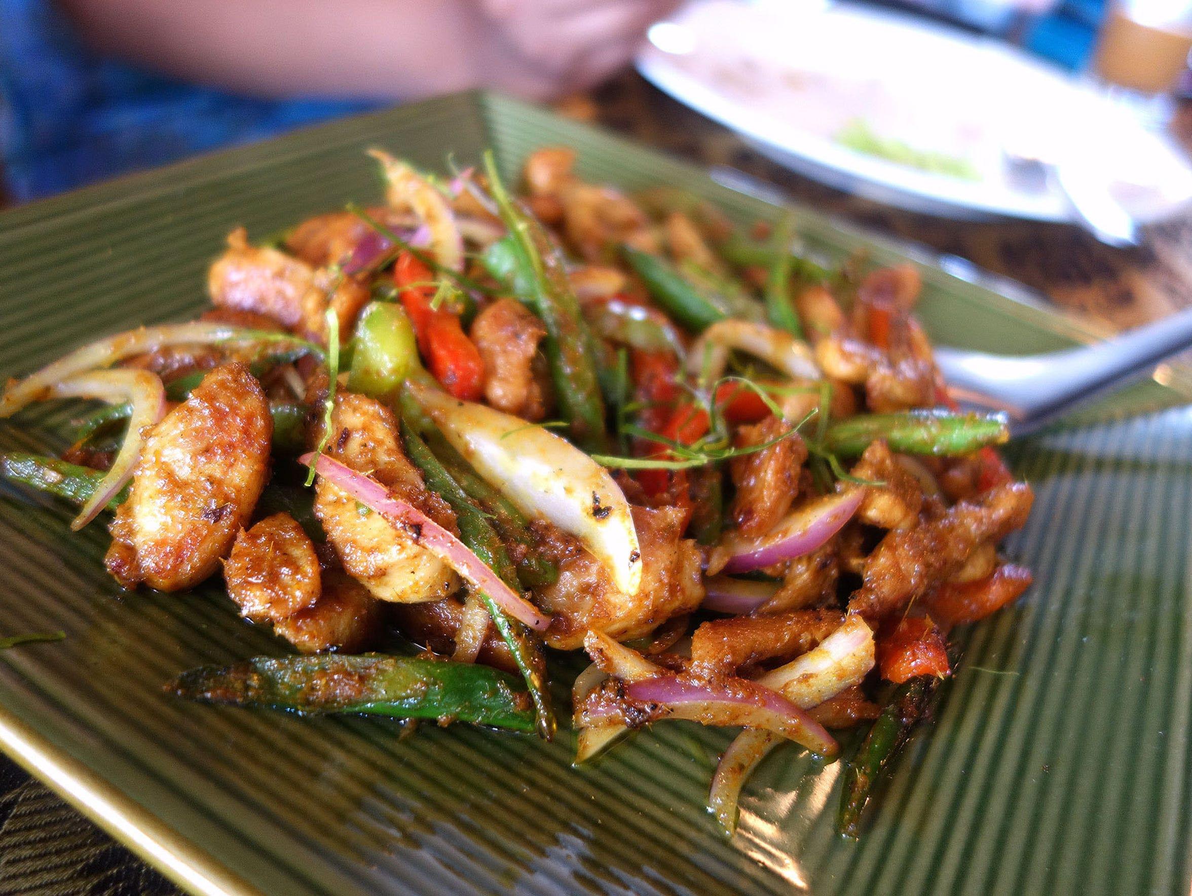 Cha Kreung at Reathrey Sekong.