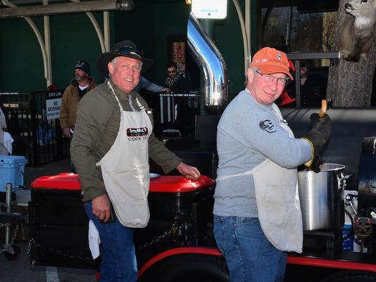 Iron Horse prepares annual Super Bowl meal