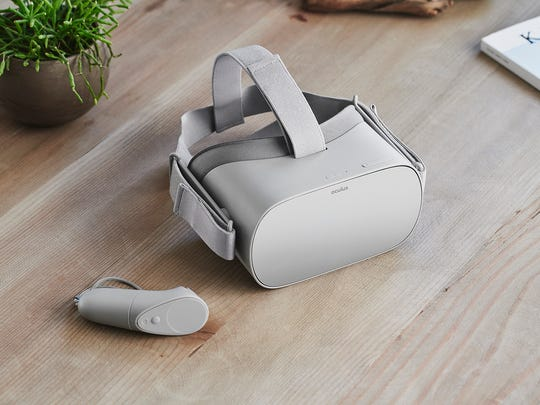 ab617d51f00 Lenovo and Google to sell a wireless virtual reality headset for  399.99