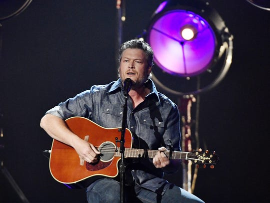 JUNE 7GRAND OLE OPRY WITH BLAKE SHELTON: 7 and 9:30 p.m. Opry House, $40-$99, opry.com