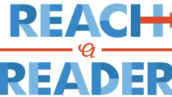 Reach a Reader logo