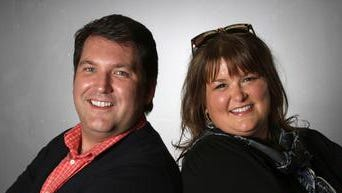 Gregory Hudgins and Allyson Campbell