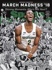 Jaren Jackson Jr. is featured on the cover of Sports Illustrated.