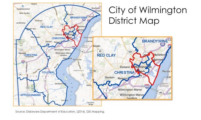 Wilmington school reform Waiting is not an option