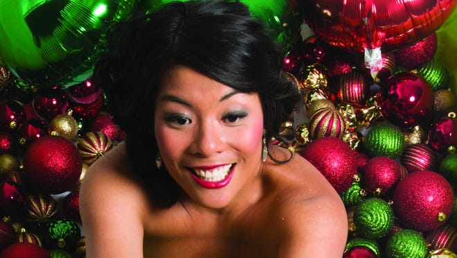 "Elizabeth Chan's new EP, ""Everyday Christmas,"" features her single ""Fa La La."""
