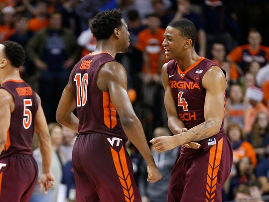 Virginia Tech got the signature win every bubble team
