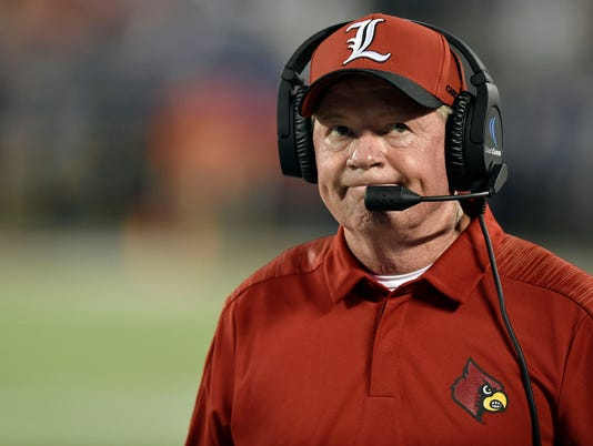 NCAA Football: Louisville at Alabama