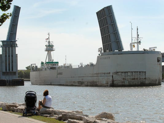 Port of green Bay