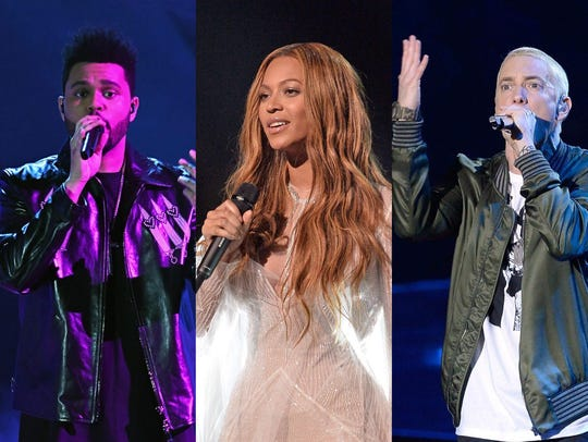 REPORTS: Eminem and The Weeknd join Beyoncé as Coachella