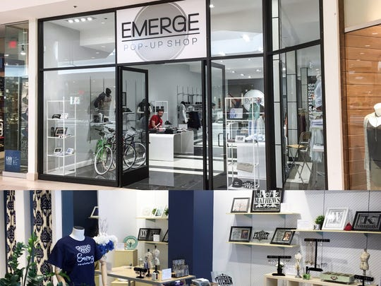 EMERGE will feature four emerging businesses every weekend through Aug. 26.