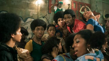 Netflix goes to the Bronx, circa late 1970s, for a look at the emerging culture of hip hop and disco in 'The Get Down.'