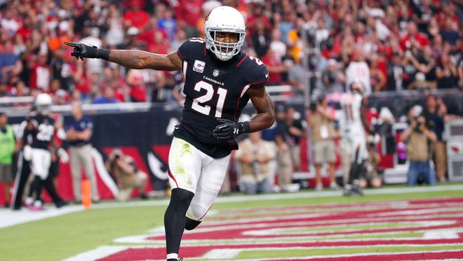 Cardinals cornerback Patrick Peterson has been nominated for the NFL's Walter Payton Man of the Year Award, an honor previously given to teammate Larry Fitzgerald and former quarterback Kurt Warner.