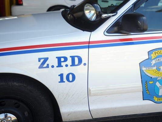 ZAN Zanesville police stock