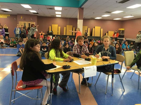 The Math Magicians earned a second place finish at the recent Math Bowl at White Mountain Elementary.