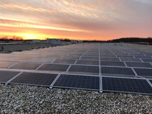Plymouth solar