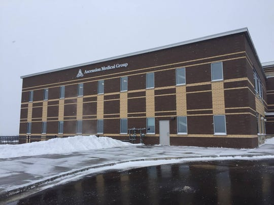 Ascension Medical Group opened a clinic on Wausau's west side on Jan. 31, 2017.