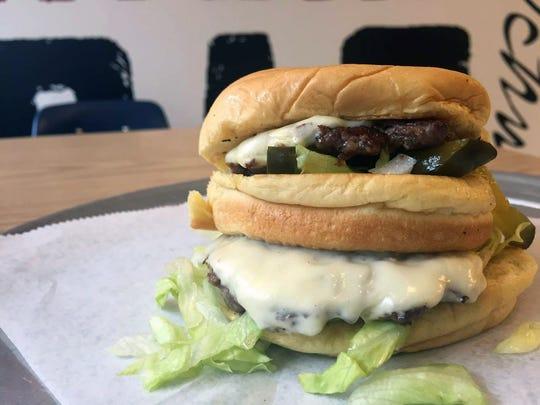York City Burger Week runs Friday through May 27.