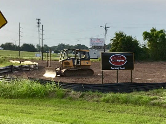 The popular car wash, Classic Auto Spa, is coming soon to Carencro at 120 Hector Connoly Road.