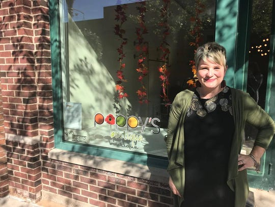 Raissa Dupuis will open Poppy's Boutique later this