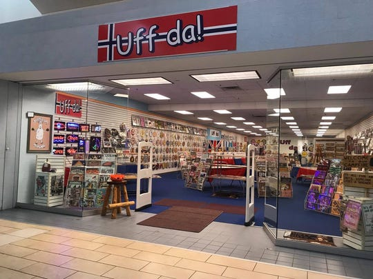 Uff Da! is now open in the Wausau Center mall.