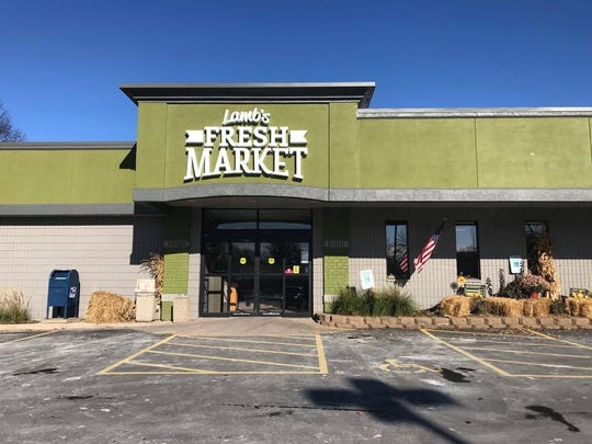 Lamb's Fresh Market at 730 E. Wausau Ave. on Wausau's north side is pictured here in November 2017. The owners of the former IGA store are buying the Quality Foods IGA in Rib Mountain and it will become a second location for Lamb's Fresh Market.