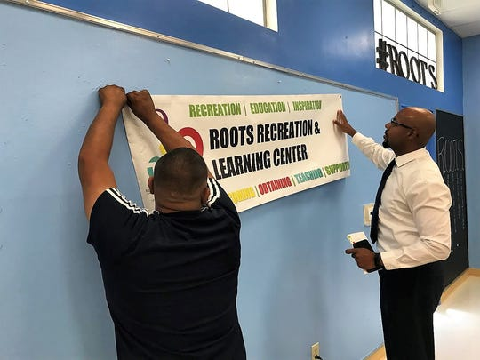 Roots Recreation and Learning Center hosts an open