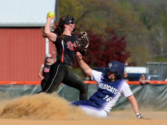 PHOTOS: Dallastown vs Central York softball