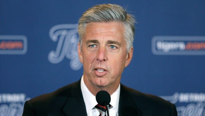 Dave Dombrowski, general manager of the Detroit Tigers